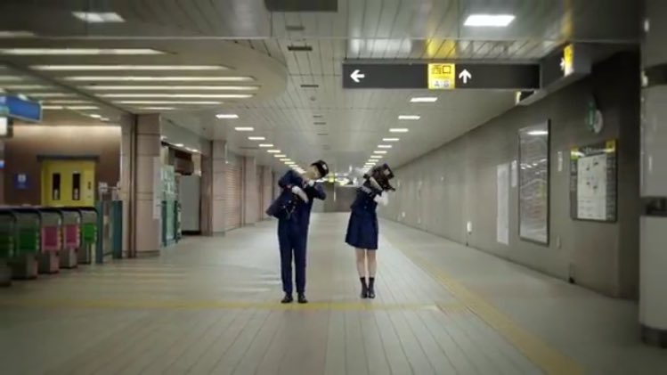 星野源の新曲MVの〜〜!!!!ロケ地が〜〜〜!!!湘南台だ〜〜〜!!!!!!!!! https://t.co/iDc2OJpkCi