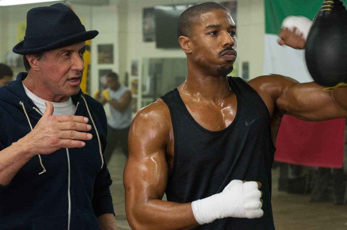 'Creed' pulled down $42.6 million and has great word-of-mouth: https://t.co/HIIZOlw6Vy (Because it's GREAT!) https://t.co/WGesLSOvmL