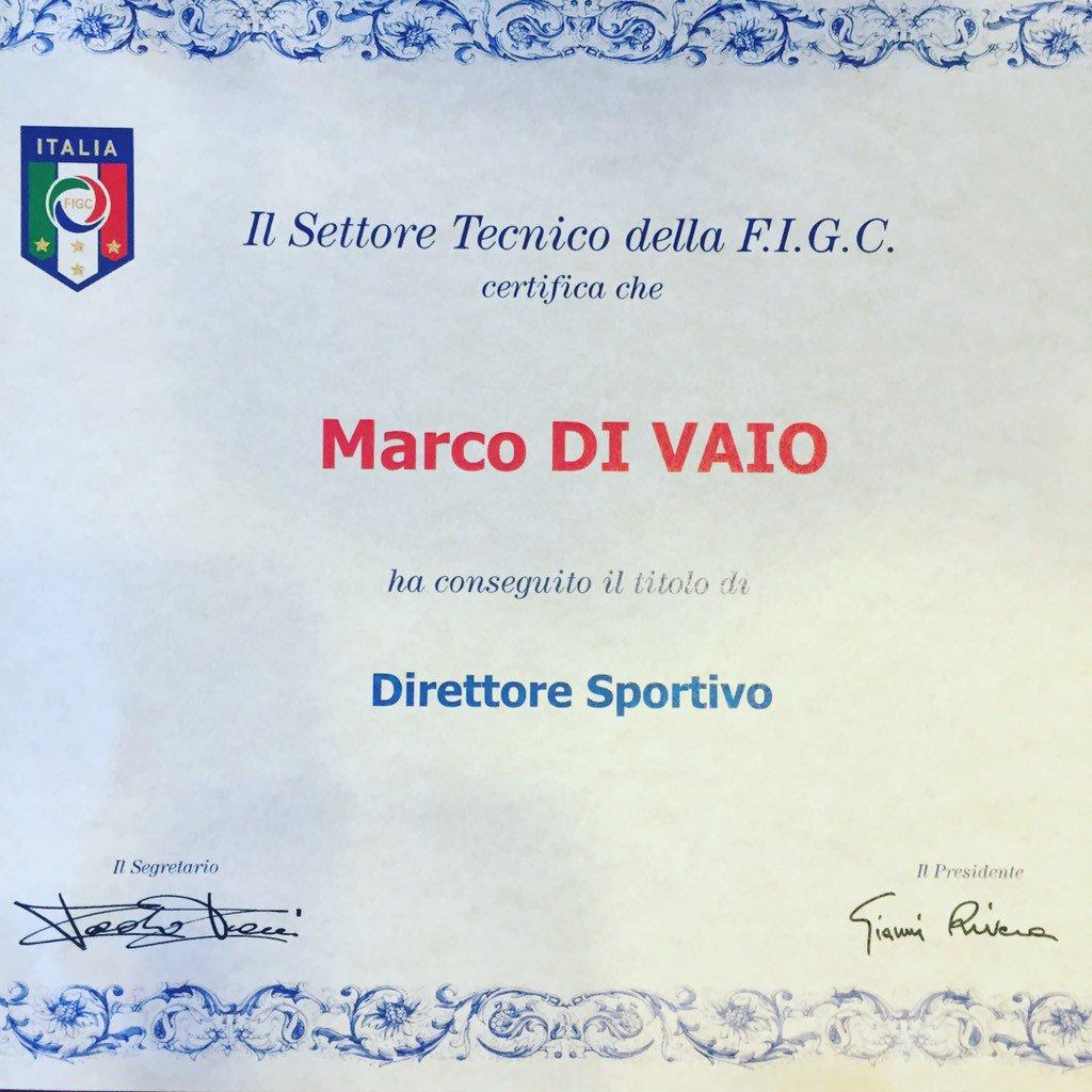 Finalmente !!! Grande soddisfazione!!#corsods #BolognaFC #coverciano #direttoresportivo #settoretecnico