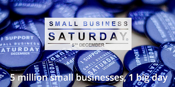 Today is #SmallBizSatUK!  5 million small businesses are taking part, you can too - https://t.co/O0RcRBCt28  #BSH https://t.co/BhyYKvqdF4
