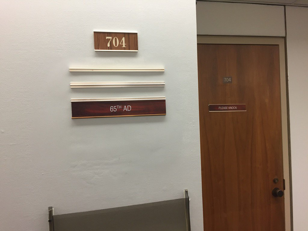 Silver's name already removed from LOB office near Capitol https://t.co/pT6ahJjoTt