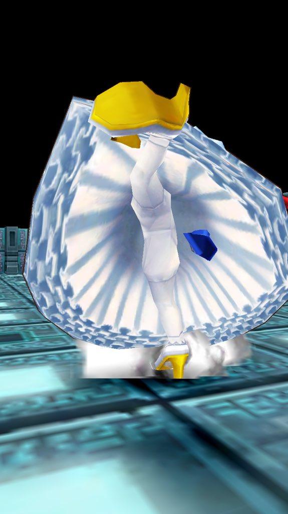 【白猫】シャオフーにパンダパンツ実装ってマジ!?クリスマスガチャ女キャラのスカートの中覗いてみた結果wwwww【画像あり】