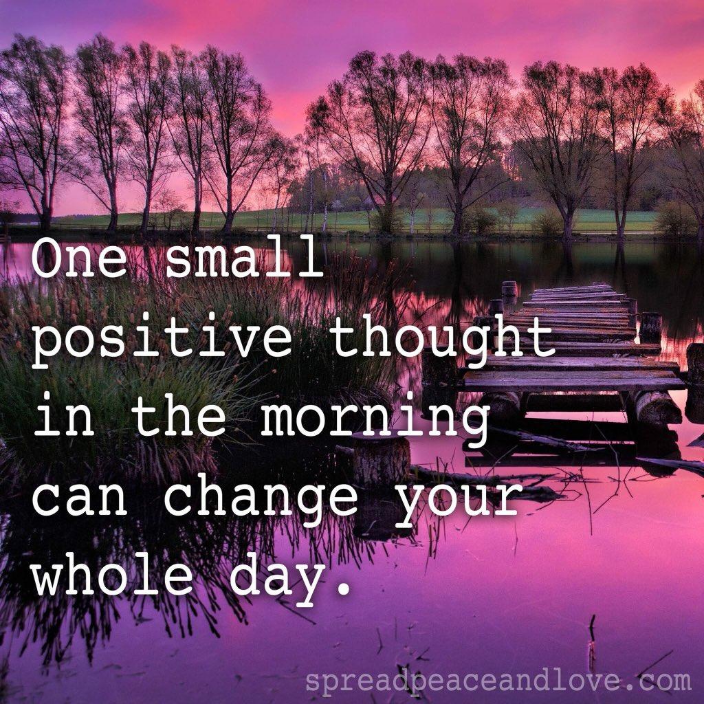 """And life. """"@faith_1016: """"@TranquilSpctrum: Positive thoughts equals positive day #MondayMotivation #JoyTrain https://t.co/y3seKGPTgV"""""""""""
