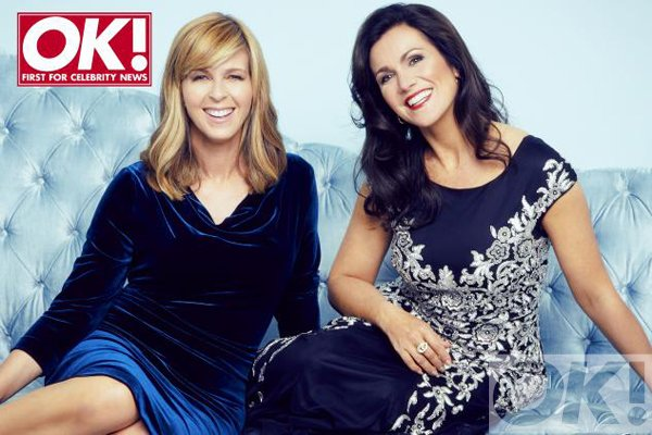 RT @OK_Magazine: EXCLUSIVE: @susannareid100 and @kategarraway reveal why they love their jobs so much: https://t.co/Wczqqzokgb https://t.co…