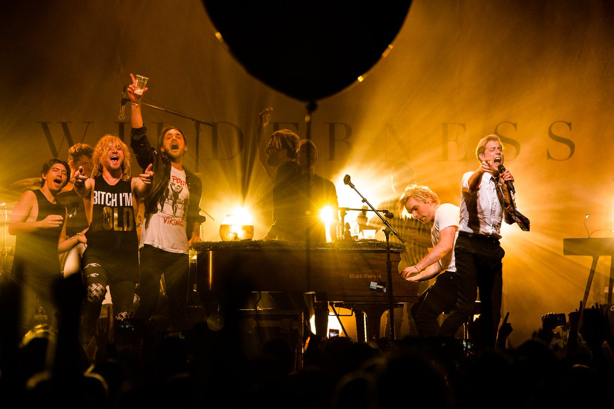 @andrewmcmahon glad I could capture the last few minutes of your Wilderness tour! @NewPolitics @wethegriswolds https://t.co/cDZv6FUK5g