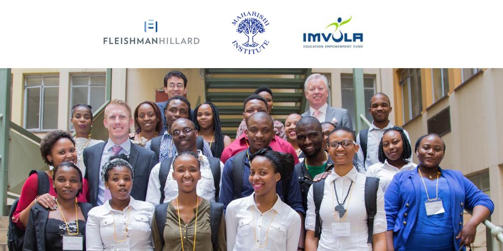 Proud of @fleishmanZA: We're awarding 20 bursaries to disadvantaged youth in Johannesburg. https://t.co/AGxQiLFgQa https://t.co/lV2f8L5T7e