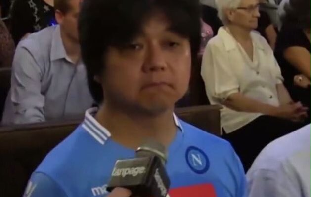 Cosa chiede a San Gennaro? Sono giapponese - Video Divertente