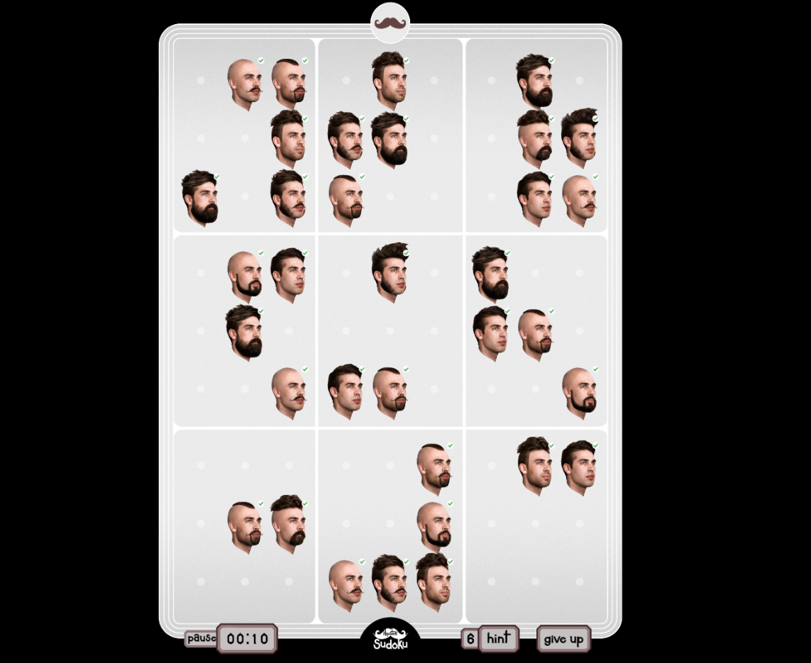 """RT @nudd: """"Hipster Sudoku"""" from Wilkinson Sword (and JWT London) to mark the end of Movember. https://t.co/3r5RoJo2Fl https://t.co/mVwKHOyZ…"""