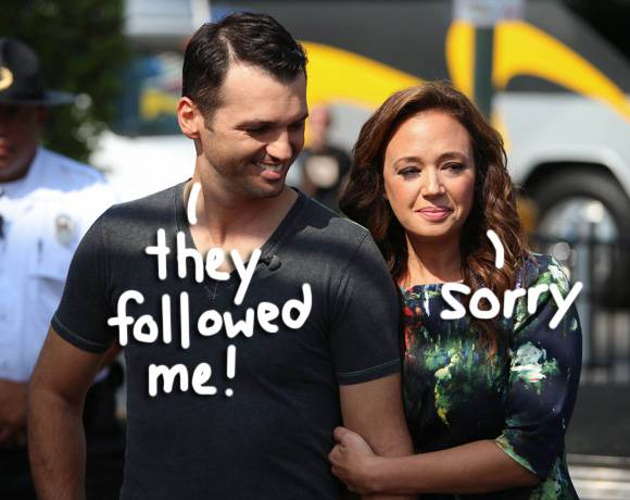 #DWTS' @TonyDovolani says Scientologists would follow him to get info about @LeahRemini! https://t.co/zX5beKM4eD https://t.co/begwaf00jg
