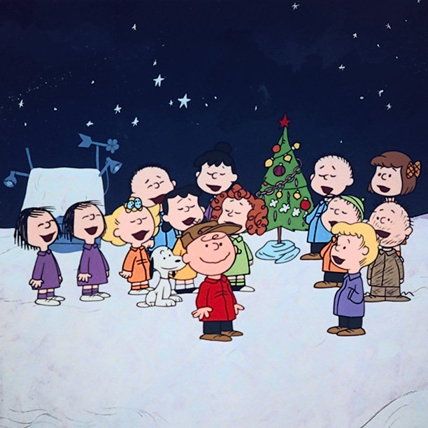 Snoopy Merry Christmas Images.Peanuts On Twitter Merry Christmas Charlie Brown