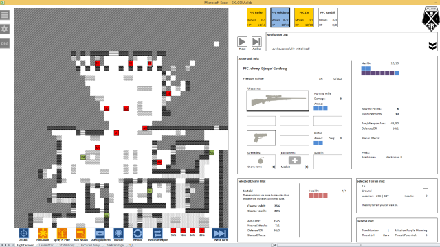 XCOM, Recreated In...Excel https://t.co/Qdmbj7QFO2 https://t.co/OPeRVWCgUP