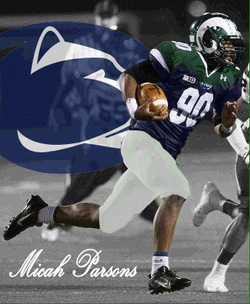 2018 5-star DE Micah Parsons (@Micah_Parsons90) tweets he may commit this  weekend. Good news for PSU?pic.twitter.com/vrLJEfZsXz