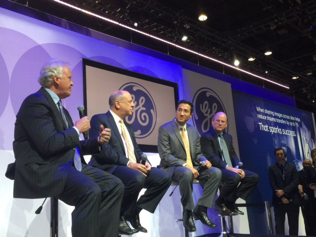 Great day at #RSNA15. GE's #HealthCloud will be a game-changer https://t.co/WoescVsTNG @RasuShrestha @hrhospital https://t.co/Pw1PQhPrCh