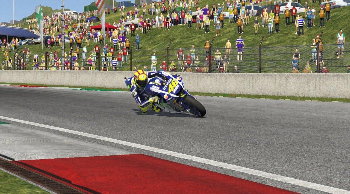 Perjalanan Karir Valentino Rossi Dibuat Game
