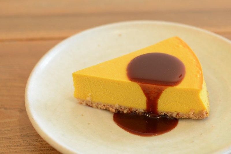 이번 한정케이크는 단호박 치즈케이크입니다. https://t.co/4q51tiwydZ 오픈했을 때 판매했던 케이크를 개량한 5주년 기념 메뉴~ https://t.co/zN2CUUBwHf