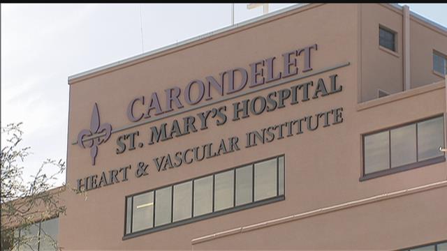 Carondelet Medical Group Human Resources Tucson Az 520 872 7605