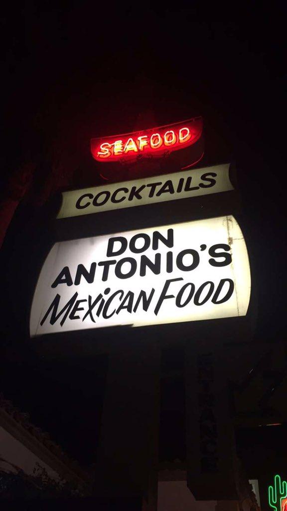RT @ray_linton: @spencerpratt having some of your famous tacos once again!! @DonAntoniosLA 🌮🌮🌮 https://t.co/vSNTN7mjsS