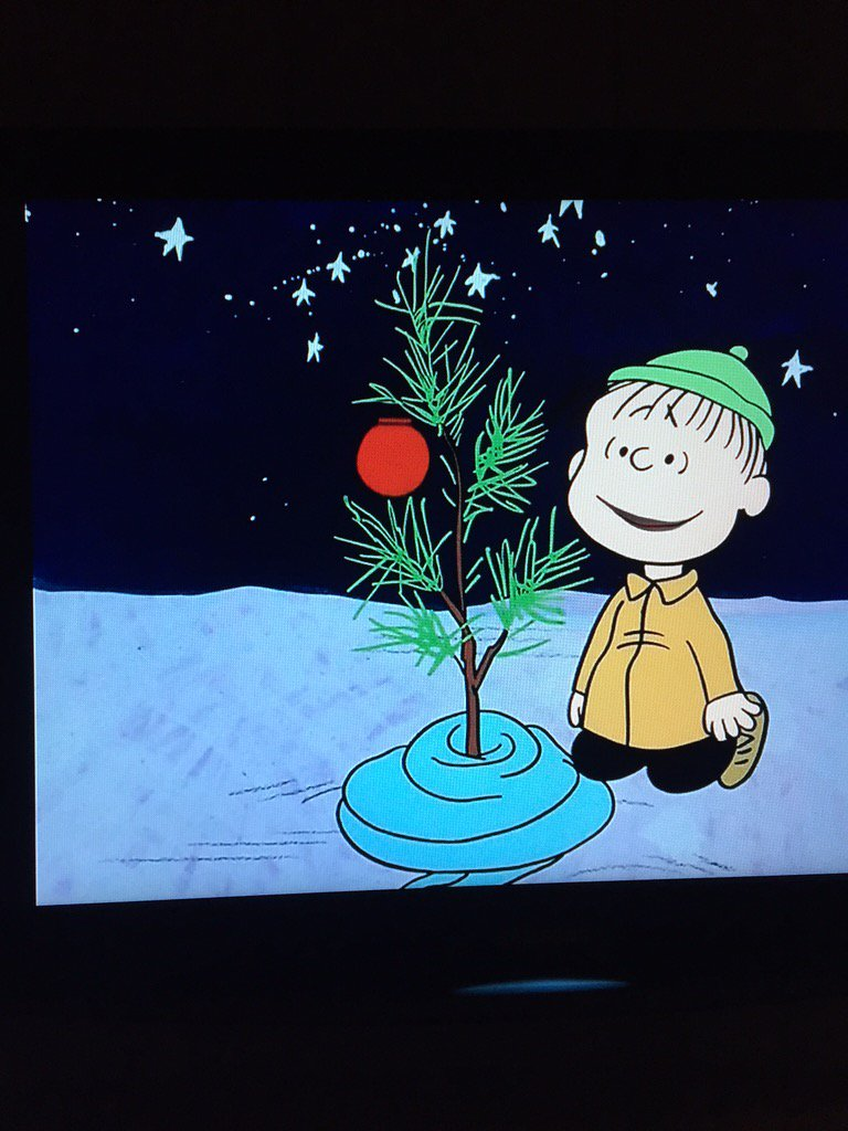 My fave #CharlieBrownChristmas https://t.co/6kXFkMohQK