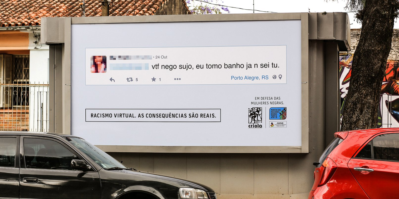 RT @TheNextWeb: Racist trolls are being shamed with billboards showing their messages near their homes https://t.co/WhGtqezZoj https://t.co…