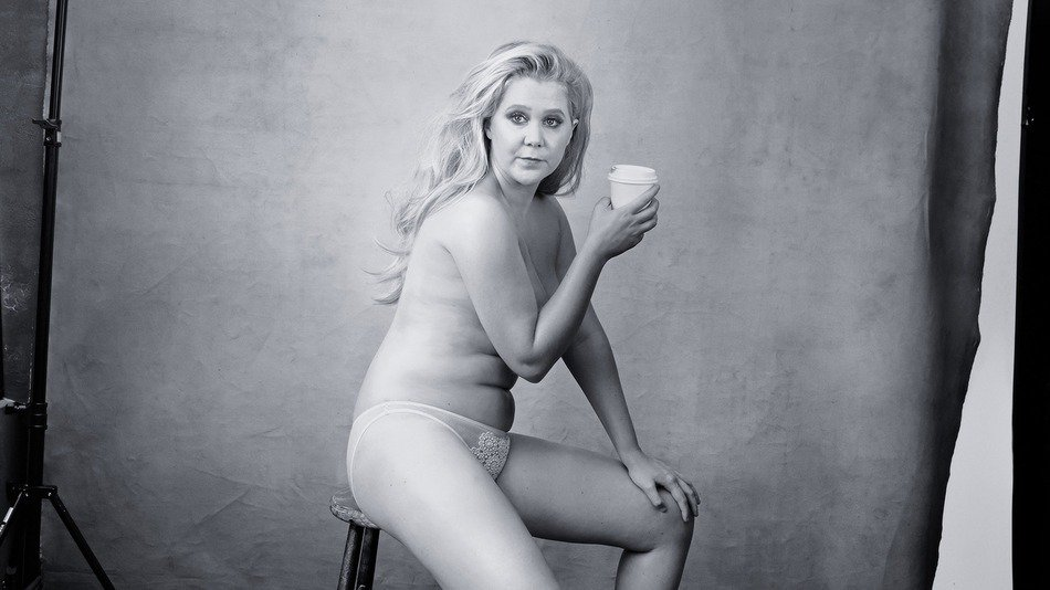 RT @mashable: See Serena Williams and Amy Schumer's stunning nude portraits shot by Annie Leibovitz: https://t.co/vUOCl8oMXH https://t.co/y…