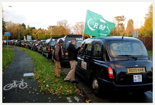 RT @Leicester_Merc: Threat of further Leicester #taxi protests as new cabbies' misconduct regime kicks in #lstr https://t.co/sxvoEpkXDF htt…