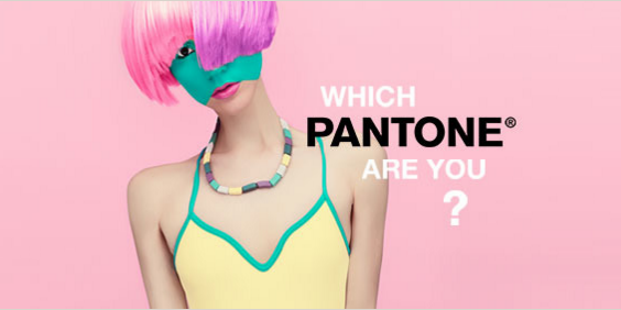 Which #Pantone colour are you? Find out in this fun new #quiz: https://t.co/p7OxEO1iIP https://t.co/vQYjWyEkIo