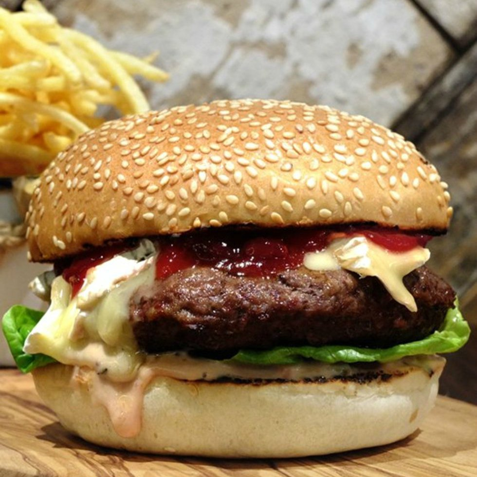 Gourmetburgerkitchen On Twitter Make Gbk At Home Chef 5
