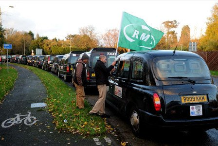 RT @LeicsMercury: Leicester_Merc : Threat of further Leicester taxi protests as new cabbies' misconduct regi… https://t.co/JmgYVUl0bV) http…