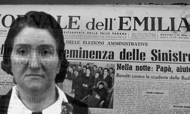 La storia della serial killer Leonarda Cianciulli nelle cronache del Carlino