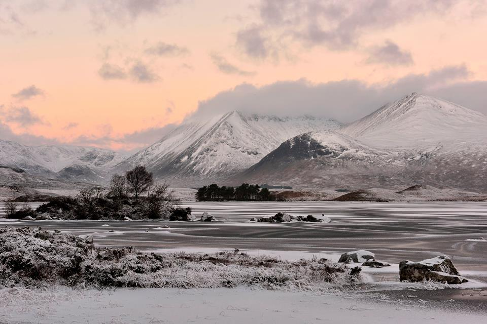 On the first day of December, True Highlands brought to you........ An Icy Sunrise on Rannoch Moor #adventcalendar https://t.co/zlYAzDs7tH