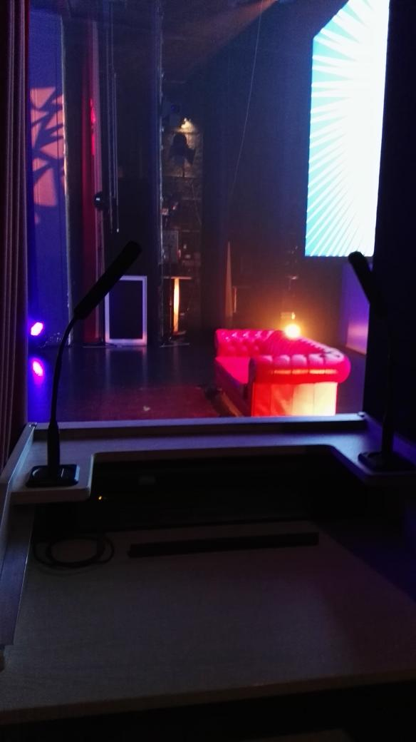 Back stage and ready to rumble #Eurobest https://t.co/l3bEAjic5s