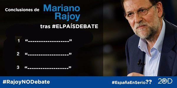 Psoe Twitterissä Os Dejamos Las Mejores Frases De Rajoy En