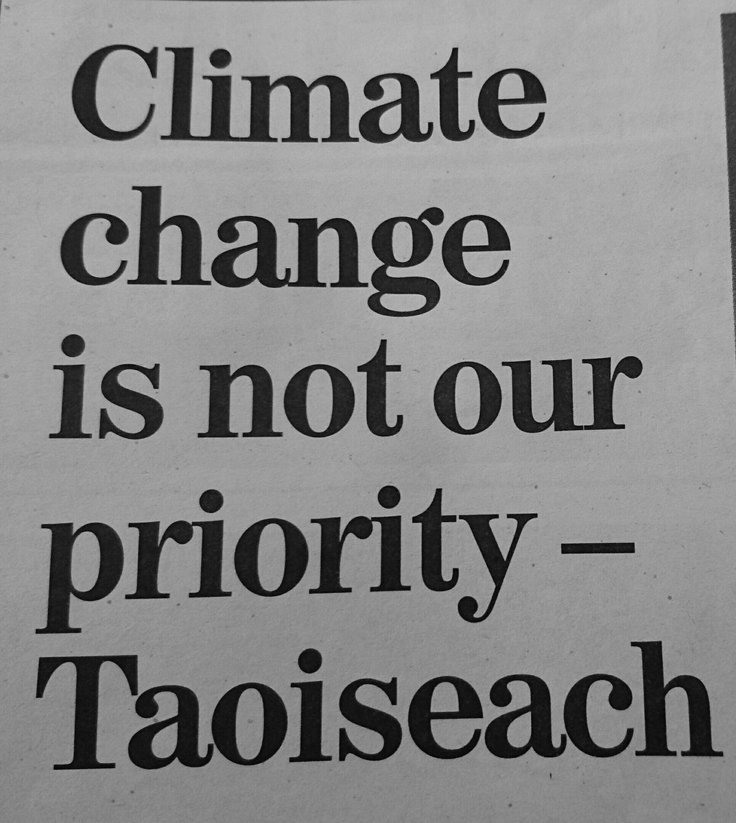 In Ireland, the priorities are cows and jobs for commuters. Floods are acceptable. https://t.co/BeJf3wLgM9