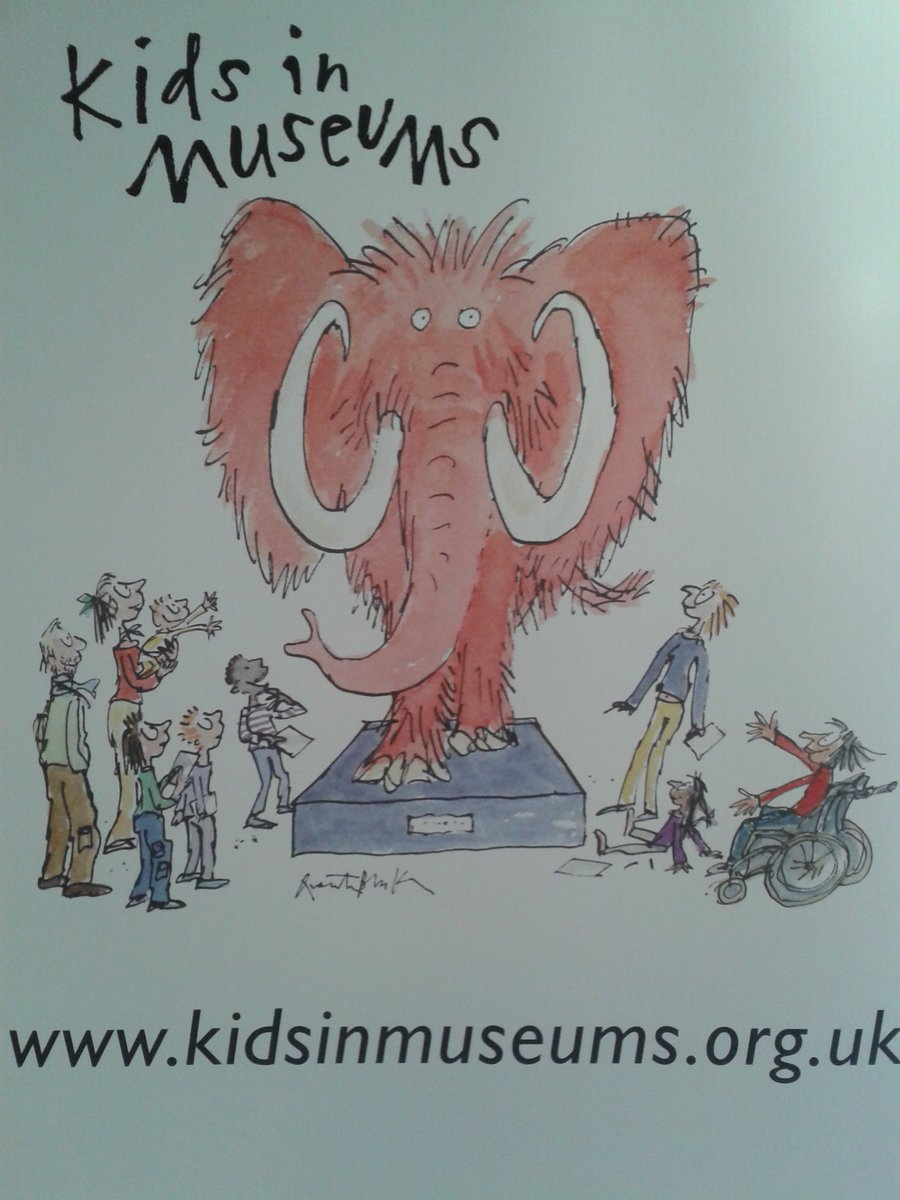 An inspiring day ahead with @kidsinmuseums. Sharing my experiences of community engagement at @theshipley #FFW2015 https://t.co/eHB0NRaafw