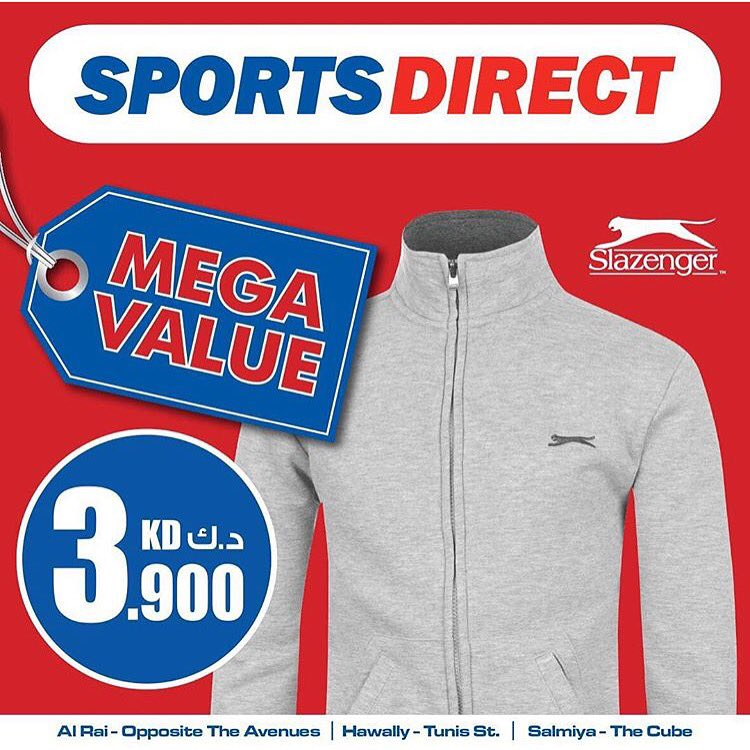 Sports Direct.... Low prices guaranteed.  سبورتس دايركت ...... ضمان أفضل ألاسعار https://t.co/jESO4HqQYV