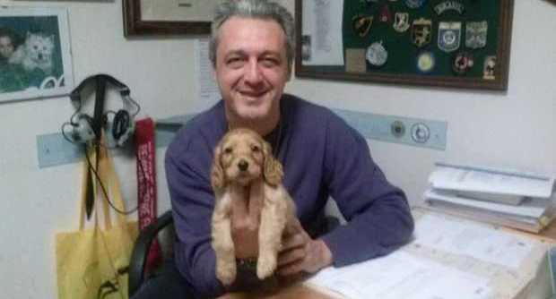 Fabio Giacconi, una delle due vittime dell'omicidio di Ancona