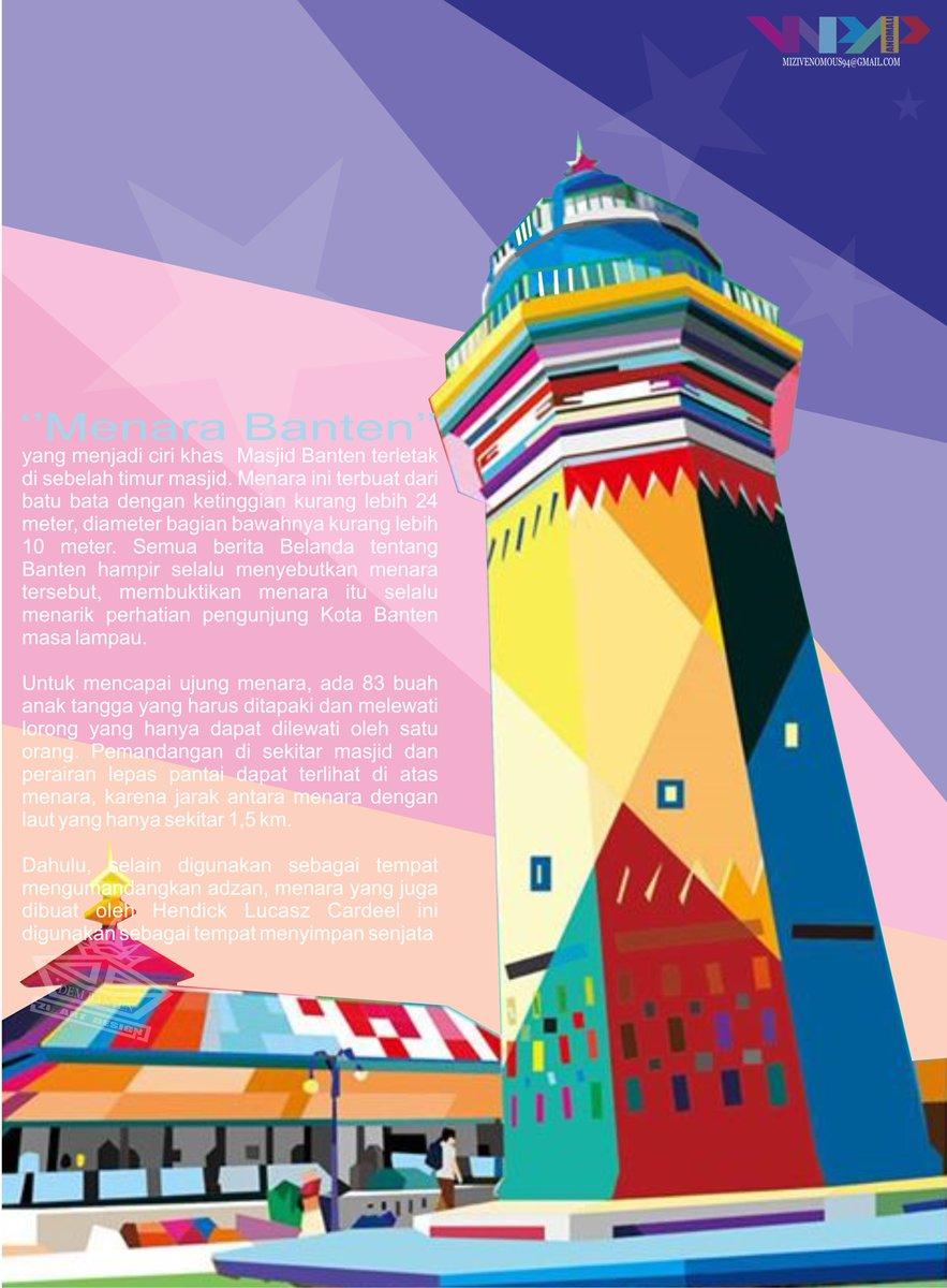 Menara Banten Www Tollebild Com