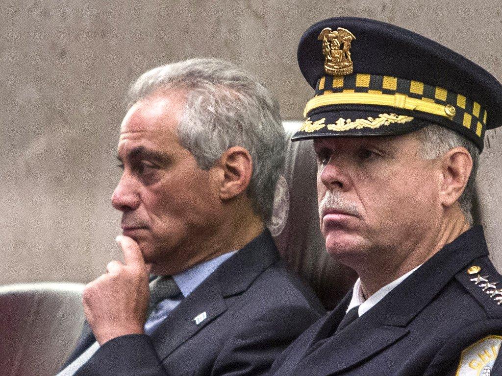 SNEED EXCLUSIVE: Chicago Police Supt. Garry McCarthy has been fired by Mayor Rahm Emanuel https://t.co/mACCQeTG5a https://t.co/5EynXMPZrz