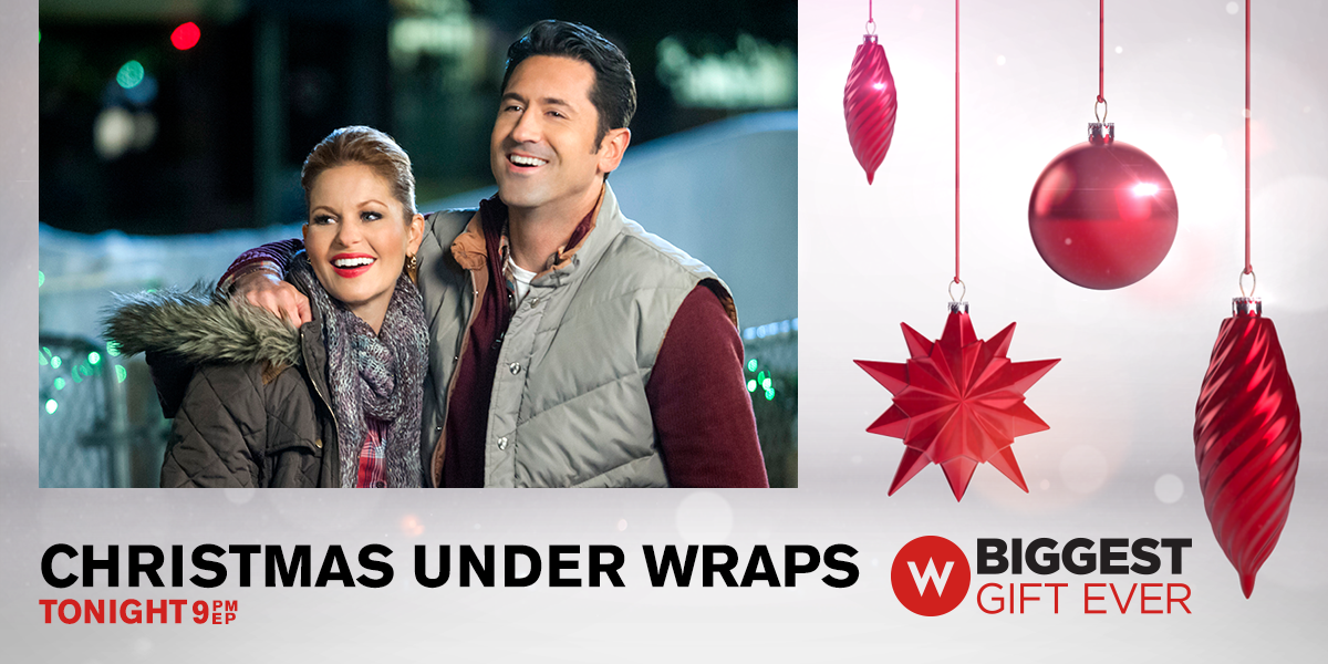 Christmas Under Wraps.Candace Cameron Bure On Twitter Here You Go Canada Rt