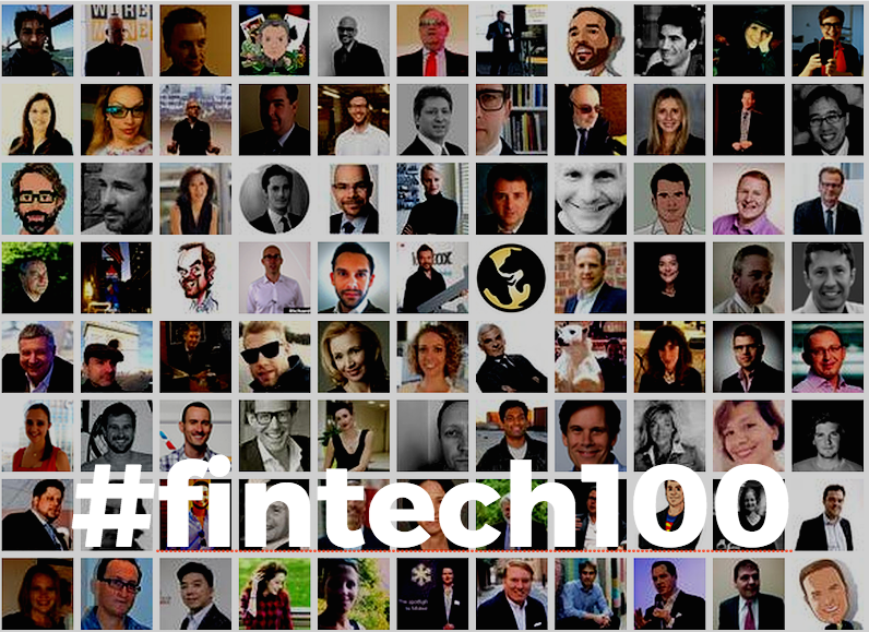 Top 100 #fintech influencers you have to follow - https://t.co/TfjX8HguoM https://t.co/Z0eT3cc7yx