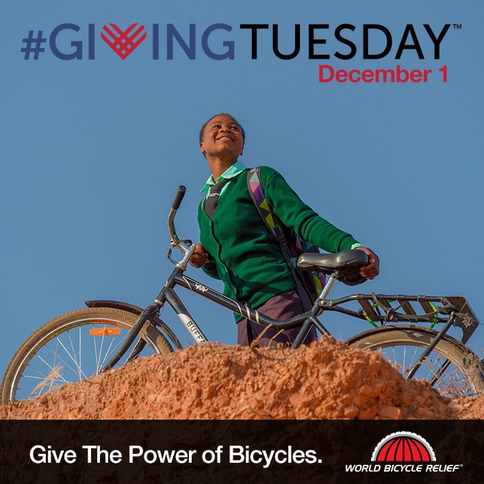 It's here! Help us reach our #GivingTuesday goal to mobilize 800 students in 24 hrs! https://t.co/kVdVqOSKcr https://t.co/JnUFipIHF2