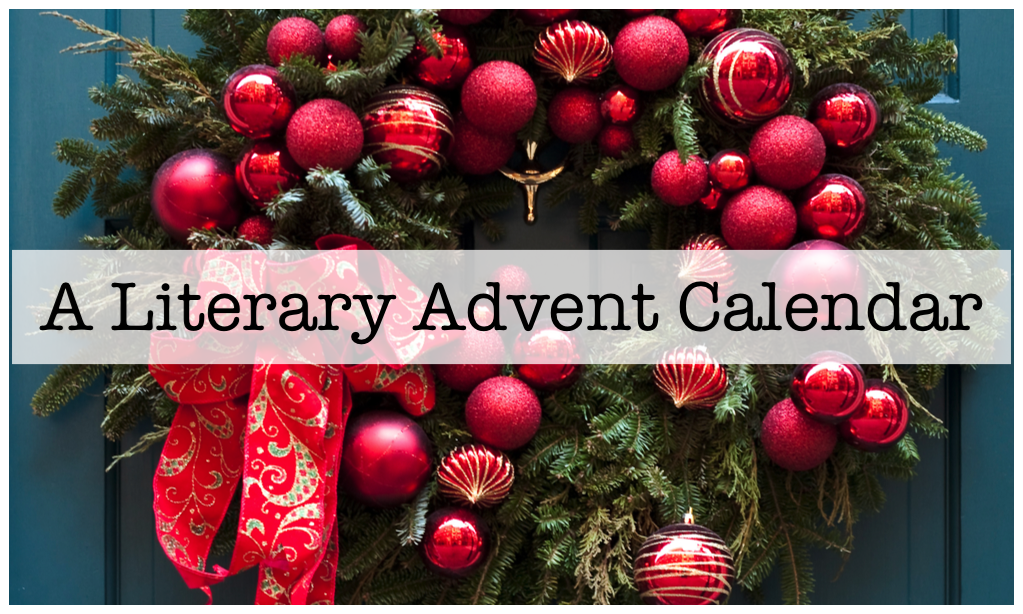 Image result for literary advent calendar