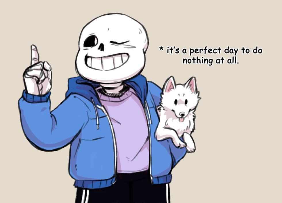 sans the skeleton (@TheComic_Sans)   Twitter
