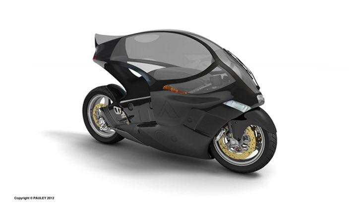 やっと理想の全天候型バイクが見つかった⁉︎∑(゚Д゚)inhabitat.com/the-crossbow-a… pic.twitter.com/dtEqriPRuC