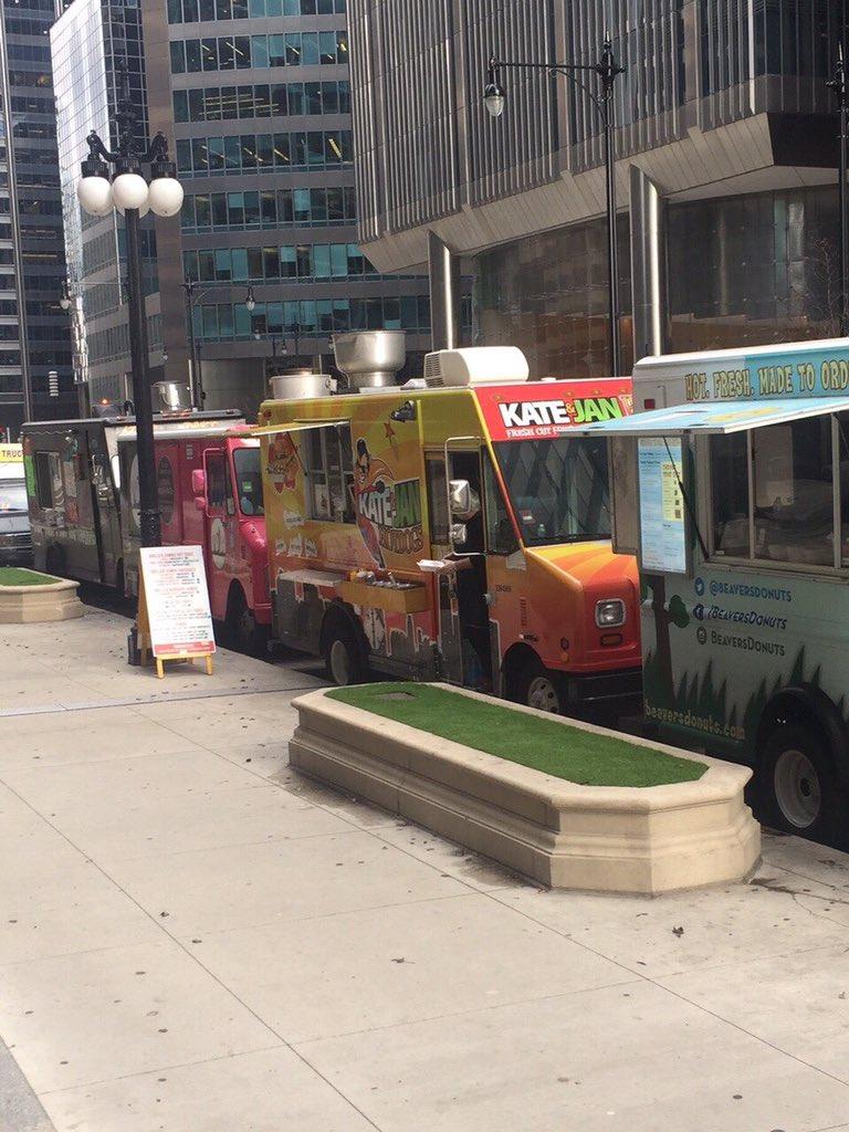 Willis Tower Food Trucks