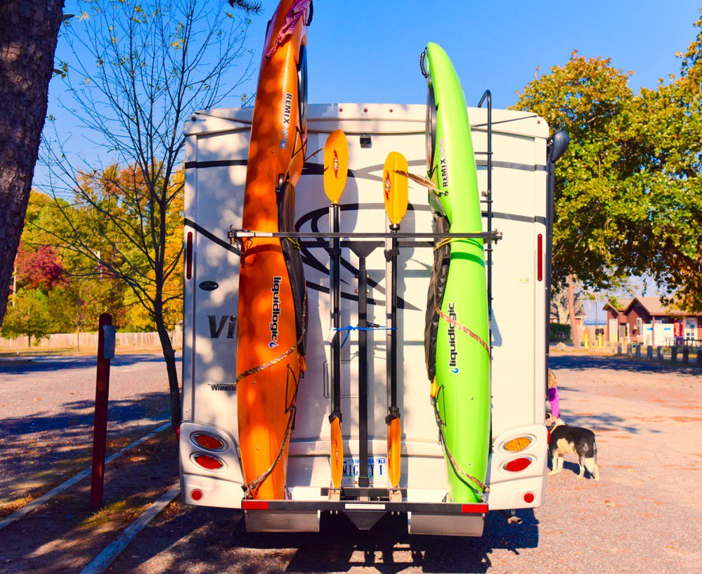 Rv Kayak Racks Com On Twitter Quot Winnebago Quot Why Leave Fun