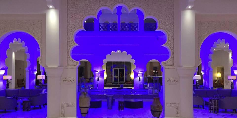 Renaissance Hotels social image