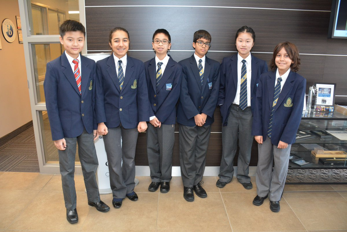 Tms School On Twitter The Tms Grade 7 Panel At The Bayview Campus
