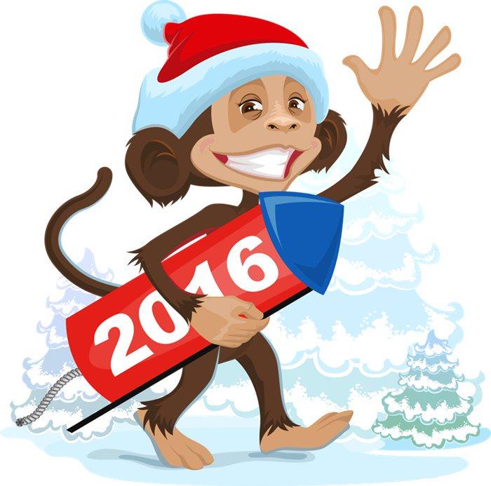 Новый год картинки 2016 приколы, для