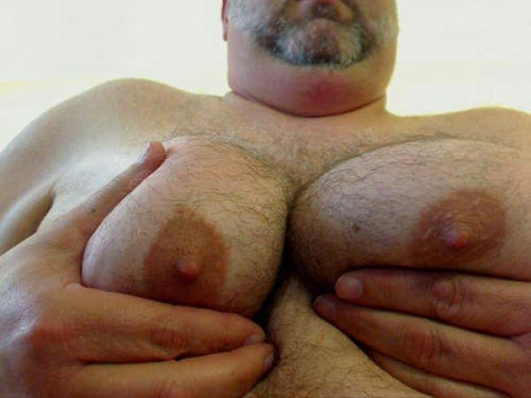 мужские сиськи фото